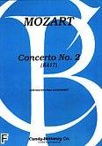 Okładka: Mozart Wolfgang Amadeusz, Koncert B-dur KV 417 na róg i orkiestrę