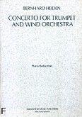 Okładka: Heiden Bernhard, Concerto (Orchestra / Piano / Trumpet)