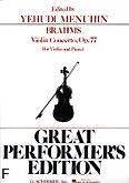 Okładka: Brahms Johannes, Concerto In D, Op. 77 (Piano / Violin)