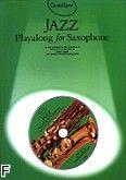 Okładka: , Jazz Playalong for Saxophone