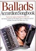 Okładka: , Accordion Songbook Ballads