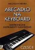 Okładka: Niemira Mieczysław, Abecadło na keyboard 2