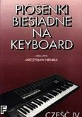 Okładka: Niemira Mieczysław, Piosenki biesiadne, cz. 4