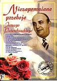 Okładka: Petersburski Jerzy, Niezapomniane przeboje Jerzego Petersburskiego