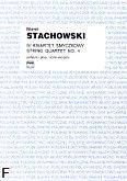 Okładka: Stachowski Marek, IV Kwartet smyczkowy