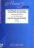 Okładka: Mendelssohn-Bartholdy Feliks, Auf Flügeln Des Gesanges