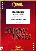 Okładka: Bach Johann Sebastian, Badinerie