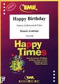 Okładka: Armitage Dennis, Happy Birthday