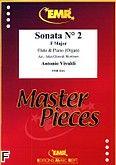 Okładka: Vivaldi Antonio, Sonata nr 2 F-dur