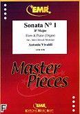 Okładka: Vivaldi Antonio, Sonata nr 1 In Bb Major