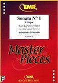Okładka: Marcello Benedetto, Sonata nr 1 In F Major