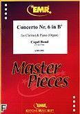 Okładka: Bond Capel, Concerto nr 6 In Bb