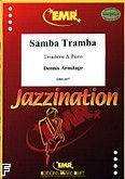 Okładka: Armitage Dennis, Samba Tramba