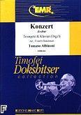Okładka: Albinoni Tomaso, Konzert Es-dur (Dokshitser)