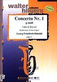 Okładka: Händel George Friedrich, Concerto nr 1 In G-moll (Hilgers)
