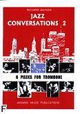 Okładka: Jasinski Richard, Jazz conversations 2