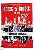 Okładka: Jasinski Richard, Blues & Boogie for two