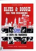 Okładka: Jasinski Richard, Blues & Boogie for two beginners