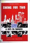 Okładka: Jasinski Richard, Swing for two