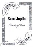 Okładka: Joplin Scott, A Breeze from Alabama na gitarę