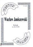 Okładka: Janiszewski Wacław, Kolęda na chór mieszany