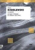 Okładka: Kisielewski Stefan, Scherzo for Bassoon and Piano