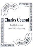 Okładka: Gounod Charles, Laudate dominum na chór i orkiestrę dętą (ar. Janiszewski) (partytura + głosy)