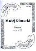 Okładka: Żołnowski Maciej, Marzenie na trąbkę i CD