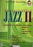 Okładka: Vaillot Thierry, Larbier Patrick, Improvisation Jazz v. 2 +2CD guitar