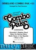 Okładka: Severson Paul, Dixieland Combo Pak 11 With Cassette