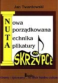 Okładka: Twardowski Jan, NUTA na skrzypce (nowa uporządkowana technika aplikatury)