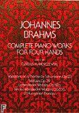 Okładka: Brahms Johannes, Complete Piano Works For Four Hands