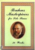 Okładka: Brahms Johannes, Masterpieces For Solo Piano