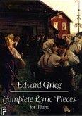 Okładka: Grieg Edward, Complete Lyric Pieces For Piano