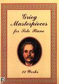 Okładka: Grieg Edward, Masterpieces For Solo Piano