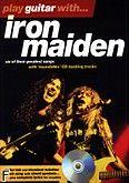 Okładka: Iron Maiden, Play Guitar With... Iron Maiden BK/CD