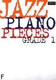 Okładka: , Jazz Piano Pieces Grade 1