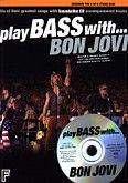 Okładka: Jovi Bon, Play Bass With... Bon Jovi BK/CD