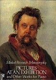 Okładka: Musorgski Modest, Pictures At An Exhibition And Other Works For Piano