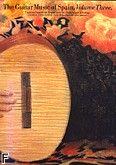 Okładka: Calatayud Rodrigo, Liobet, Cardoso, Manza Sainz De La, The Guitar Music Of Spain Vol. 3