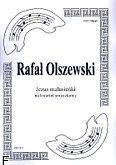 Okładka: Olszewski Rafał, Jezus malusieńki na kwartet smyczkowy (partytura + głosy)