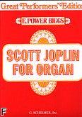 Okładka: Joplin Scott, Scott Joplin For Organ