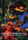 Okładka: Sołtysik Włodzimierz, Negro Spirituals na głos solo z akompaniamentem fortepianu