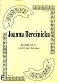 Okładka: Bereźnicka Joanna, Kolędy cz. 2 na skrzypce i fortepian