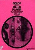 Okładka: Deri Otto, Solos For The Cello Player (Cello / Piano)