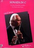 Okładka: Loeillet Jean-Baptiste, Sonata in C for Flute and Piano