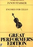 Okładka: , Encores For Cello