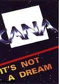 Okładka: Cana, It's Not A Dream