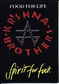 Okładka: Kr'shna–Brothers, Food For Life  Spirit For Fuck