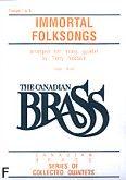 Okładka: Vosbein Terry, Canadian Brass: Immortal Folksongs (głosy)